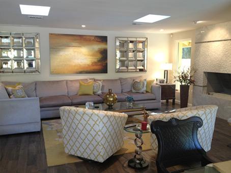 After Residence, Tempe - Vicki Bergelt Interior Design
