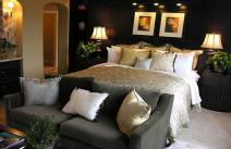 Hilton Head Master Bedroom Scottsdale Designer