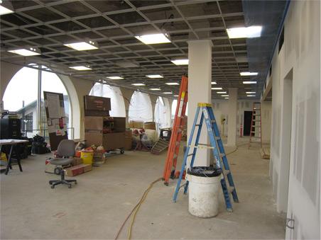 commercial interior design services California