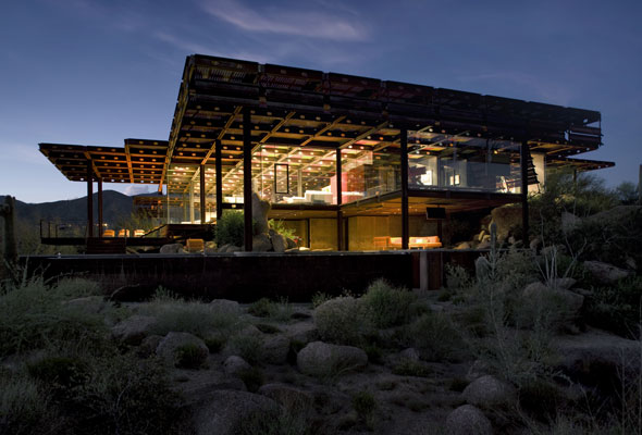 AIA Home Tour - interior design scottsdale az