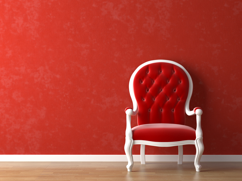 Red chairs – Anything Better?
