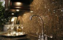 Modern Bar Area Scottsdale Designer